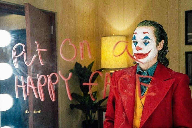 película Joker penuria soledad retratan pacientes salud de mental