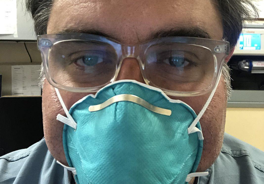 Ser médico en las trincheras del coronavirus