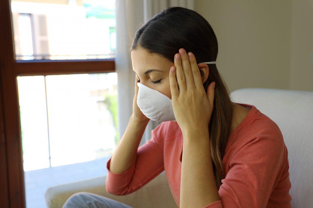 Síntomas físicos de estrés pueden ser confundidos por los de COVID-19